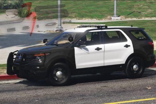 Ford Police Interceptor Utility '2013 [Replace | AO | Template]