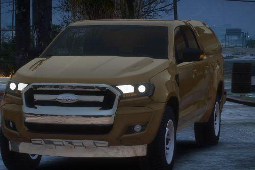 Ford Ranger Civilian [Replace | Template | Unlocked]