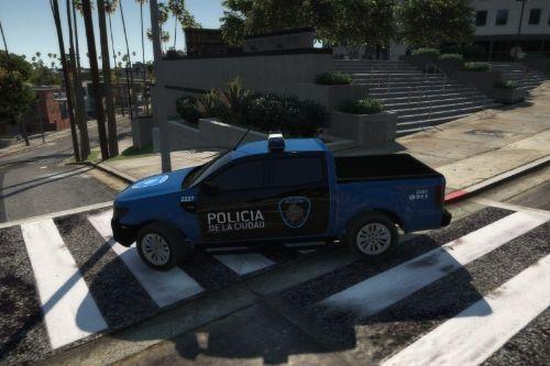 Ford Ranger Policía de la Ciudad (Argentina)