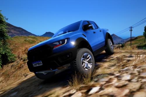 Ford Ranger Raptor 2019 [Add-On | FiveM]