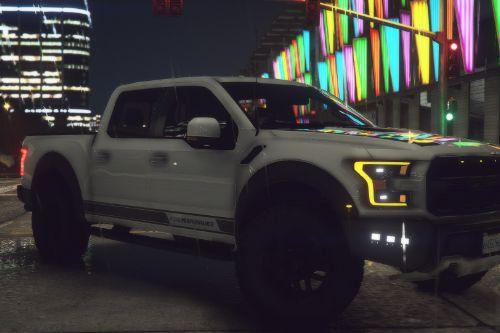 Ford Raptor 2017 [Add-On | Template]