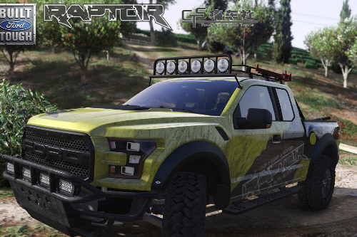 Ford Raptor Assault