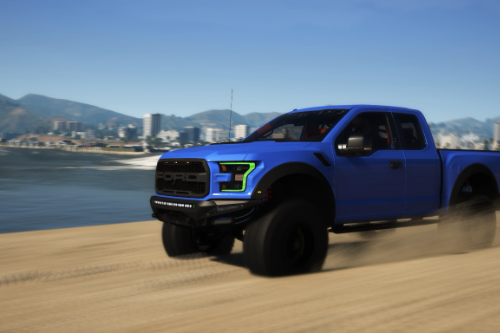 FORD RAPTOR F-150 Handling for [ 扒鸡Motors™'s MOD ]