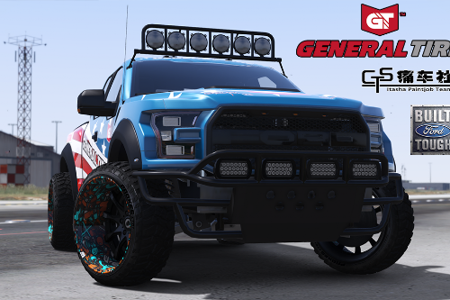Ford Raptor General Tire