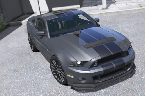 Ford Shelby GT500 [Add-On / Replace]