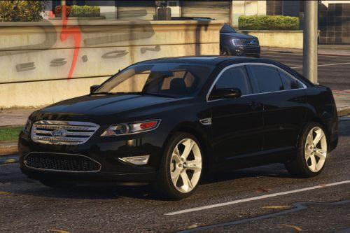Ford Taurus SHO '2010 [Replace | AO | Template]