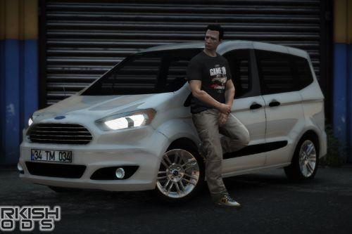 Ford Tourneo Courier [Replace]