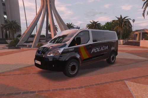 Ford Tourneo Policia Nacional CNP