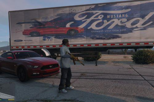 Ford Trailers