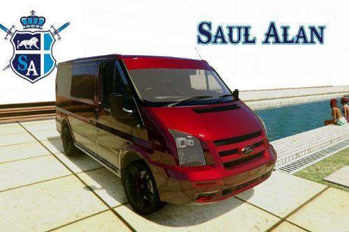 Ford Transit 06'/11' [Extras / Unlocked]