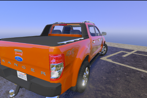 Ford Wildtrak 2016 [Replace]