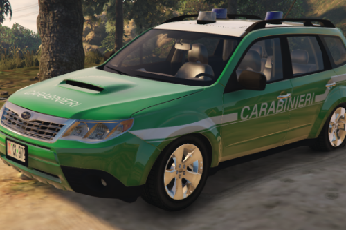 Forestale Carabinieri - Subaru Forester