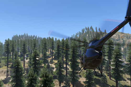 Forests Of V - Blaine County Edition