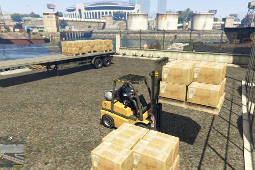 Forklift Mod