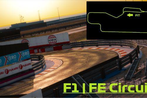 Formula 1/ Formula E Circuit ! [Menyoo]