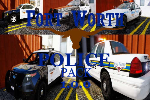 Fort Worth Police Pack