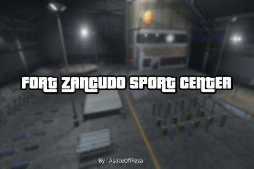 Fort Zancudo Sport Center [Menyoo]