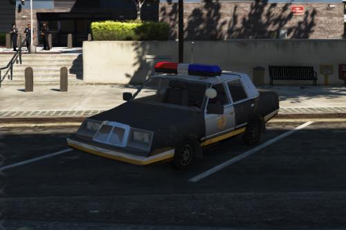 Fortnite police car [Replace]