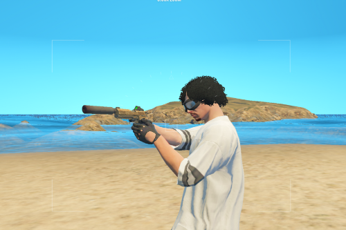 Fortnite Suppressed Pistol [Fivem/SP]