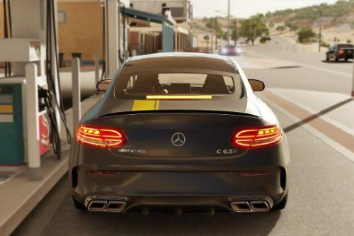 Forza Handling for AMG C 63 S