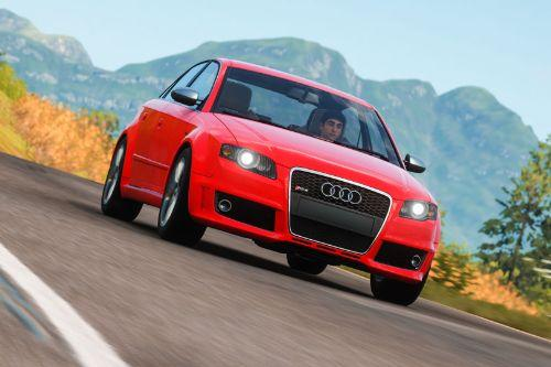 Forza Handling for RS4 B7 2006