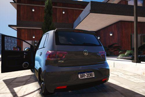 Volkswagen Fox 2016 [Replace / FiveM | OIV]