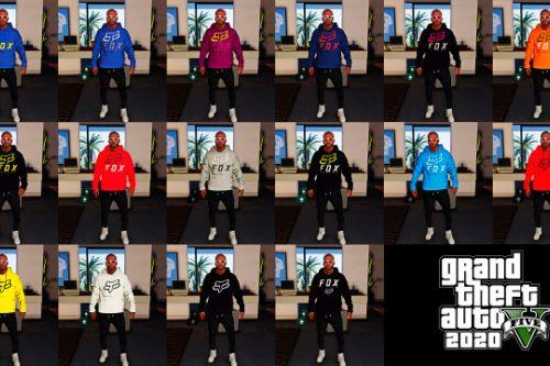 FOX Racing Hoodies Pack