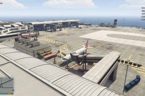 Foxlands International Airport (MENYOO)
