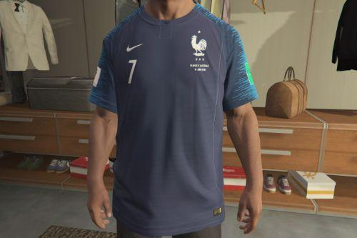 France 2018 (World Cup)