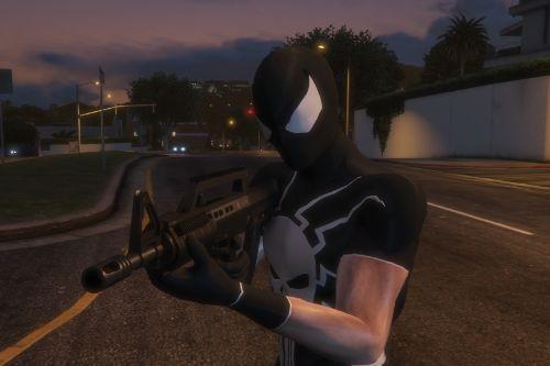 Frank Castle: Spider-Man (Retexture/Port)