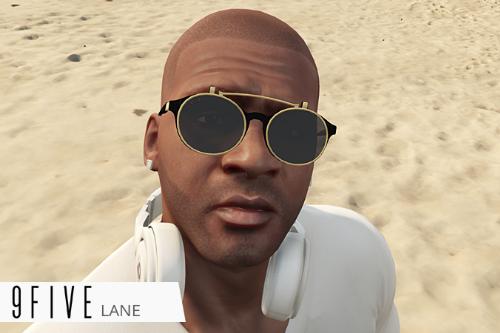 [F | replace] 9FIVE Lane sunglasses