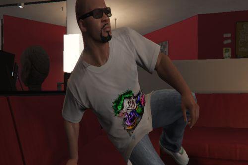Franklin Joker Shirt