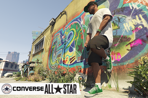 [F | replace] Converse All⭐Stars low