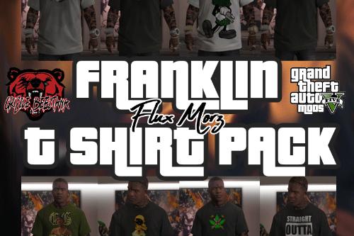 Franklin T Shirt Pack