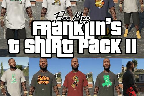 Franklin T Shirt Pack II