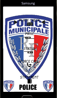 A70473 frenchpolicesmartradio