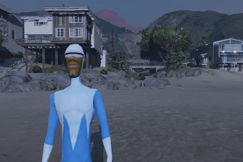 Frozone (Add-On Ped)