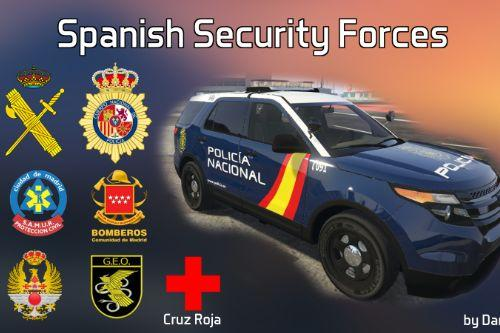 Spanish Security Forces | Spain