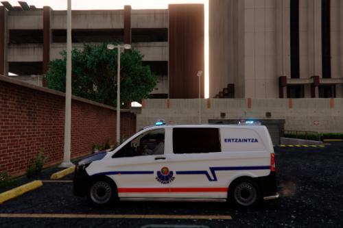 65e649 furgoneta ertzaintza