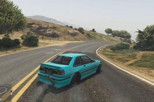 Futo Drift line