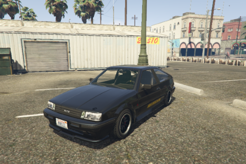 Futo Hatchback [Replace]