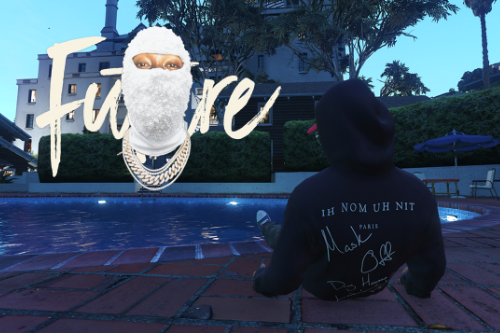 Future Official Mask Off Merchandise hoodie for MP male