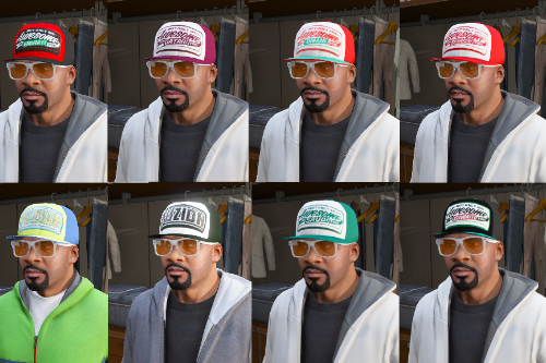 Fuzion Caps (Gulf States Edition) Pack for Franklin