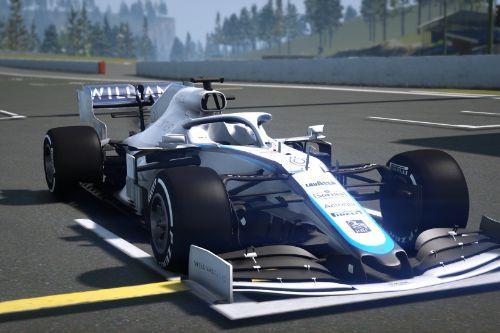 FW43 Williams F1 Formula One [Add on]