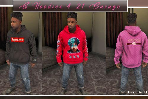349ddf 21 savage hoodies