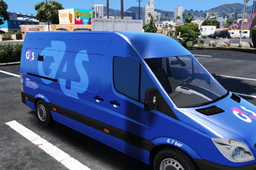 G4S Van