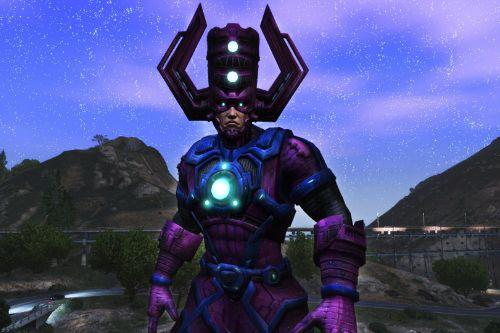 Galactus Marvel Future Fight