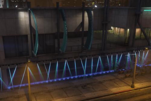 Galaxy Night Club Entrance (Lite) [YMAP]
