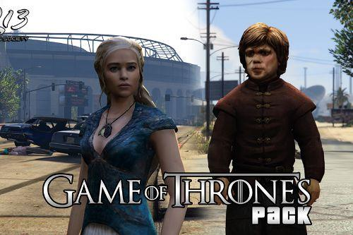 Game of Thrones Pack [Add-On]