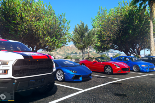 Gameconfig for GTA V Update v1.36 Add-On Vehicles V1.0